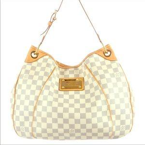 Authentic Louis Vuitton Galleria Tote Bag